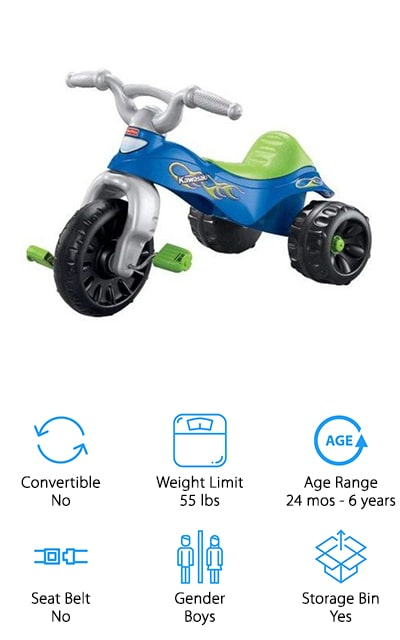 Best Tricycles for 2-Year-Olds