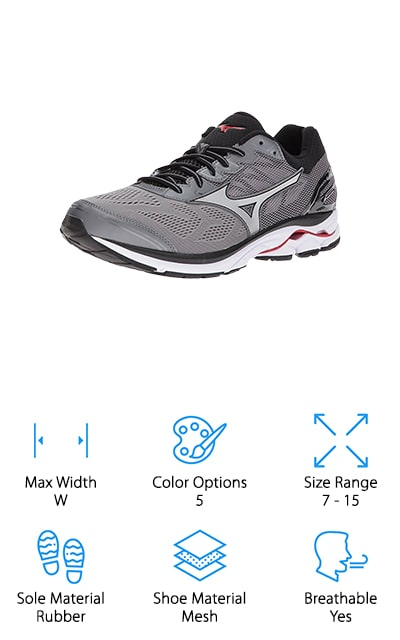 Mizuno Wave Rider 21 Shoe