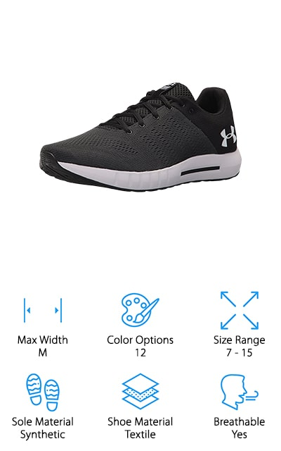 Under Armour Micro G Pursuit Shoe
