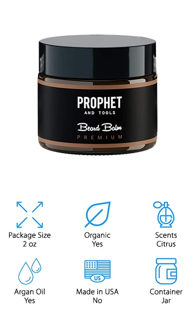 Prophet and Tools Beard Butter