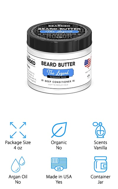 Live Bearded Beard Butter