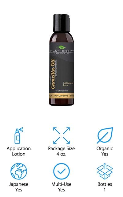 Plant Therapy Camellia Oil