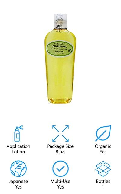 Dr. Adorable Camellia Oil