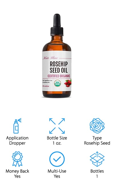 Kate Blanc Rosehip Seed Oil