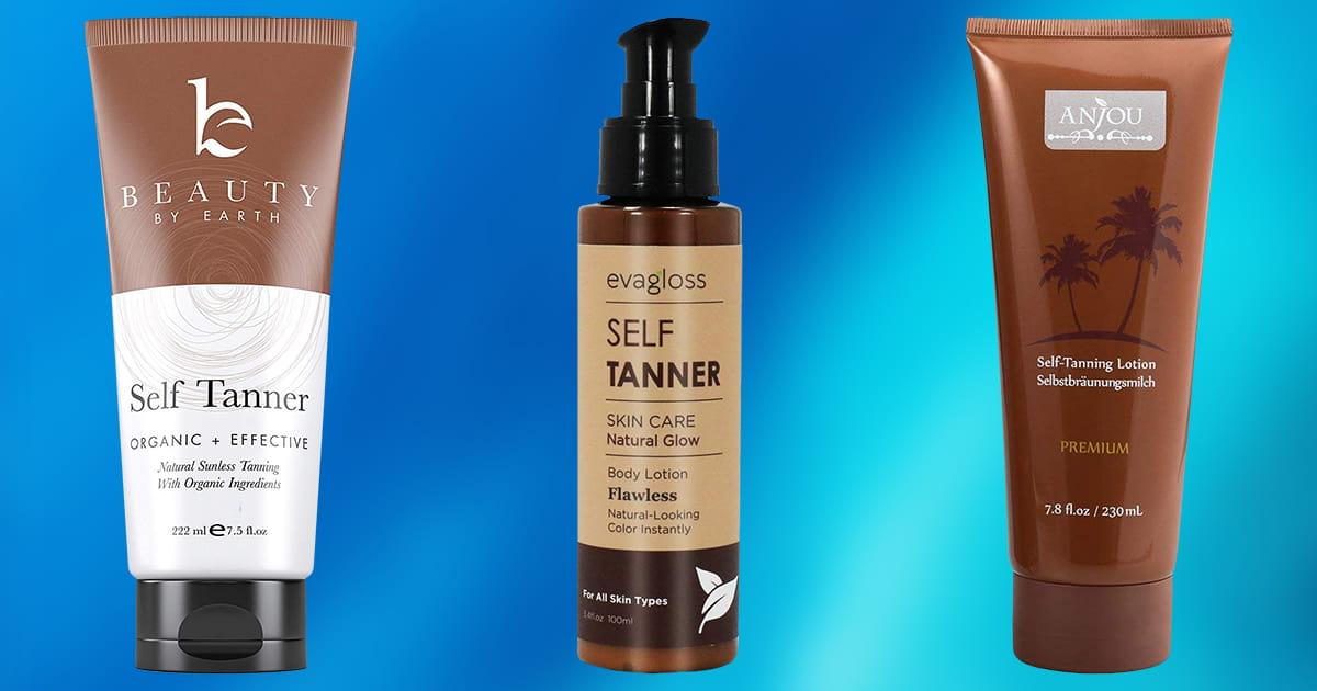 Best Organic Self Tanners Review Top 10 Picks