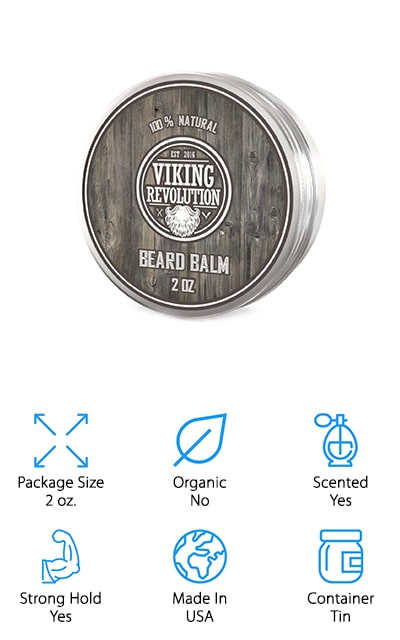 Viking Revolution Beard Wax