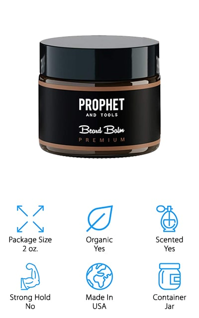 Prophet and Tools Beard Wax