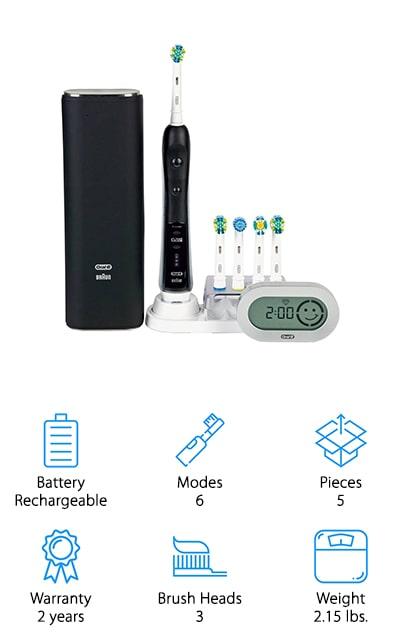 Oral-B 7000 SmartSeries Toothbrush