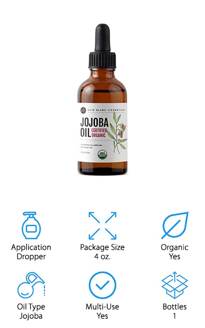 Kate Blanc Jojoba Oil