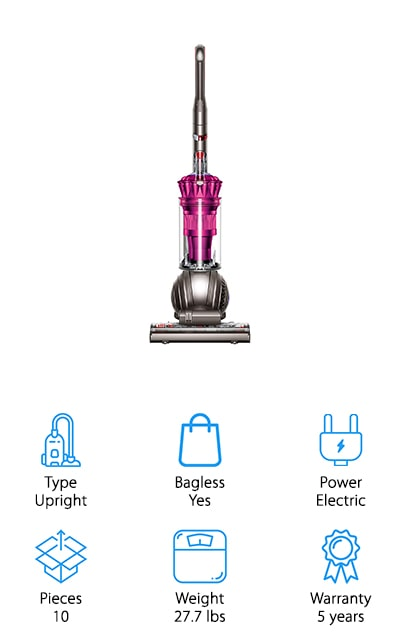 Best Dog Hair Vacuums