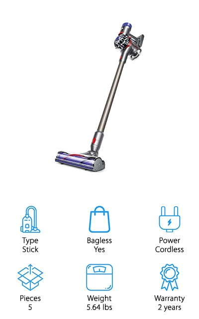 Dyson V8 Animal Cordless
