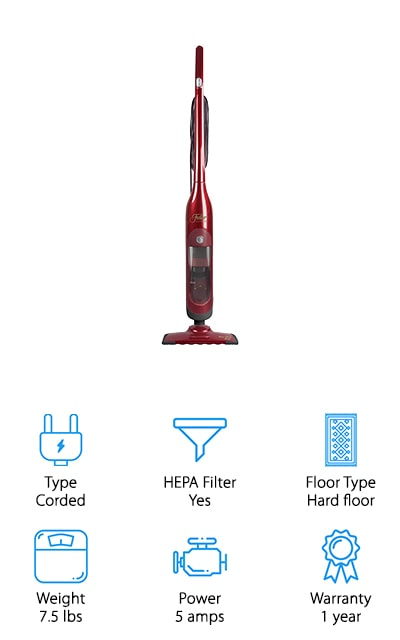 Fuller Brush Co. Maid Electric Broom