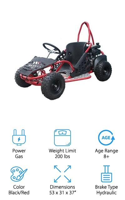 Taotao GK80 79cc Go Kart