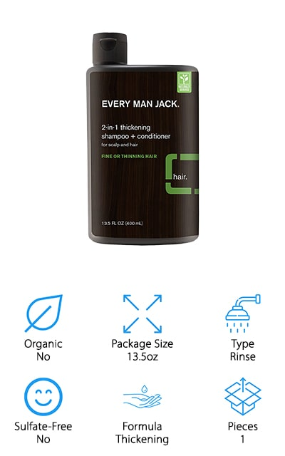 Every Man Jack 2-in-1 Conditioner