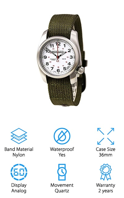 Bertucci A-15 Field Watch