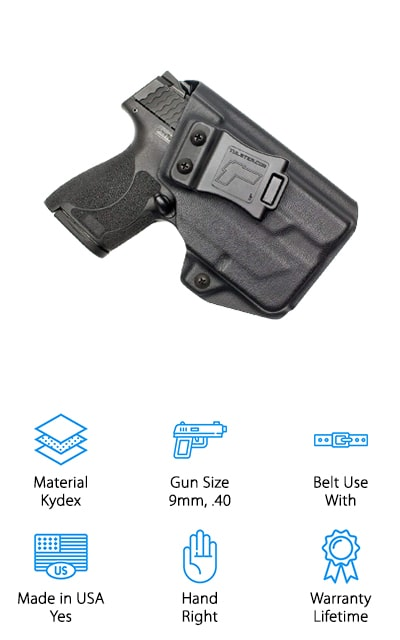 Best M&P Shield Holsters