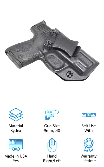 Concealment Express M&P Shield