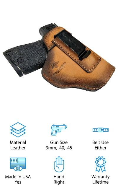 Relentless Tactical M&P Shield