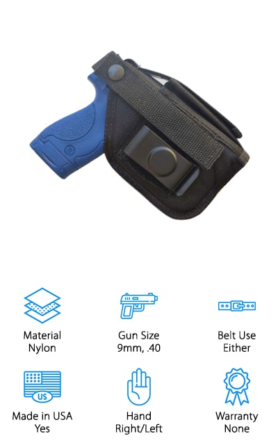 Federal M&P Shield Holster