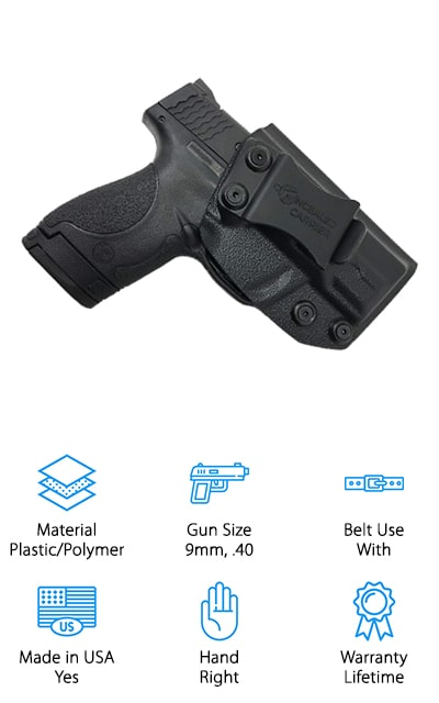 Concealed Carrier M&P Shield