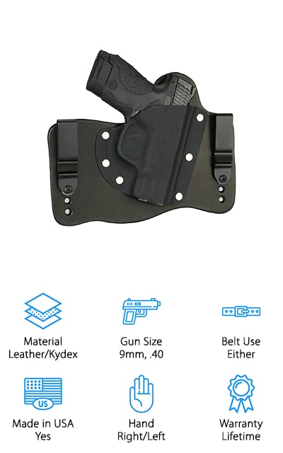 FoxX Holsters M&P Shield