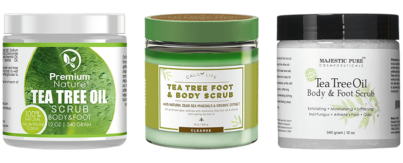 Best Foot Scrubs