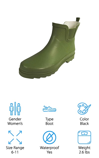 NORTY Garden Boot