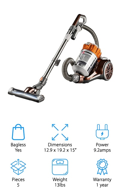 Bissell Multi-Cyclonic Vacuum