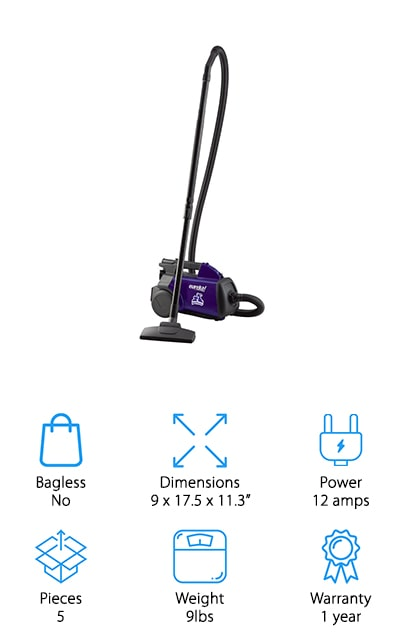 Eureka Mighty Mite Vacuum