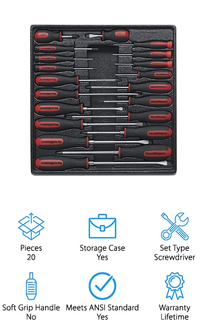 GearWrench Screwdriver Set