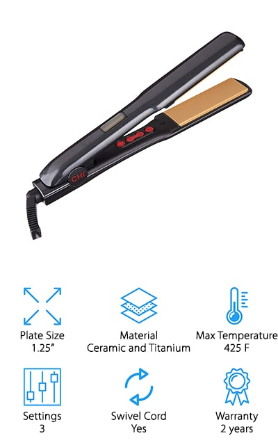 Best Straighteners for Curly Hair