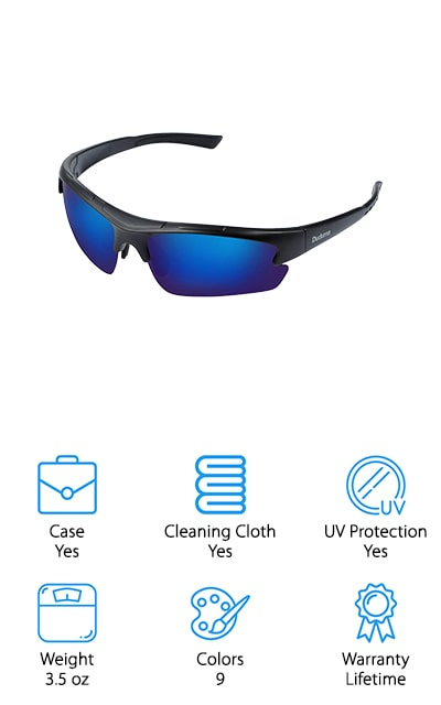 0c1196a53eff Best Polarized Sunglasses for Fishing | Review + Top 10 Picks