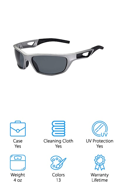 Siren Sports Sunglasses