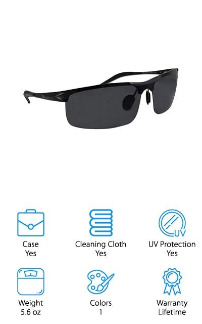 Eye Love Fishing Sunglasses