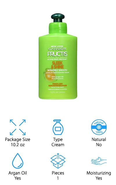 Garnier Fructis Sleek & Shine Conditioner