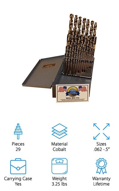 Best Metal Drill Bits