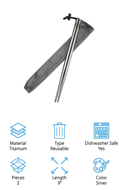 Titan Owl Professional Chopsticks