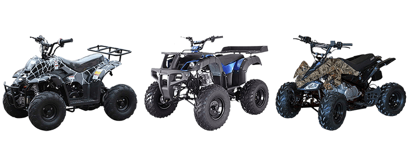 Best Gas Utility ATVs for Sale