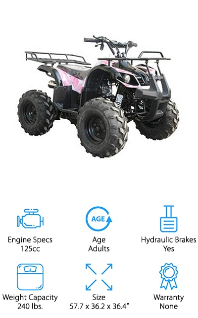 Coolster Utility ATV