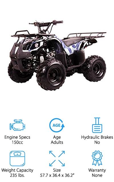 HML MOTOR Kodiak Utility ATV