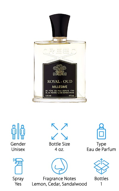 Creed Royal Oud Cologne