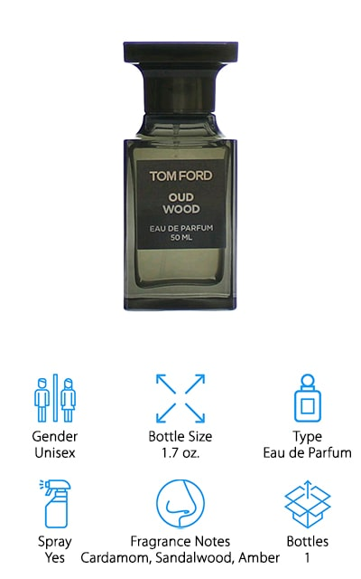 Tom Ford Private Blend Oud Wood