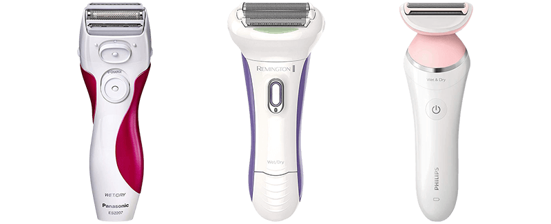 Best Women's Electric Razors