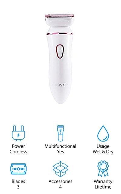 ETEREAUTY Electric Shaver