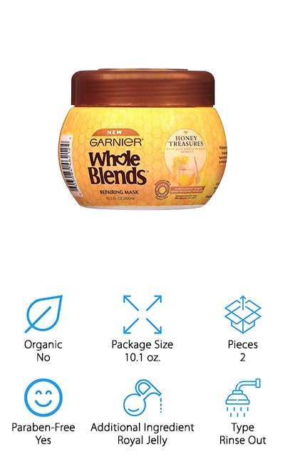 Garnier Honey Hair Mask