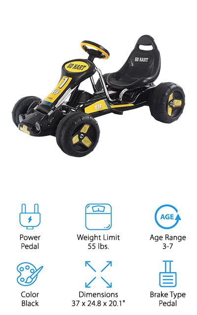 Costzon Go Kart