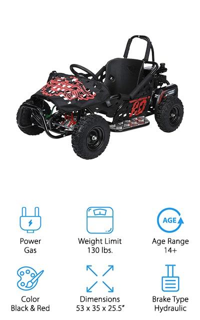 Monster Moto Go Kart