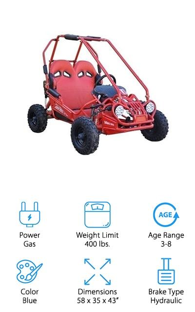 TrailMaster MINI XRX Kart