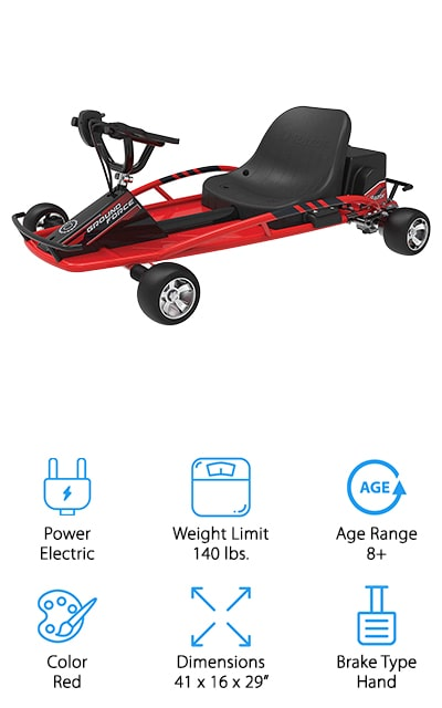 Razor Ground Force Go-Kart