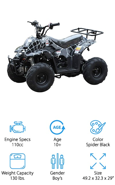 ICEbear ATV Four Wheeler